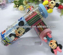 stationery inspection/quality control in office supplies and third party inspection/pre-shipment inspection