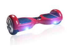 2 ruedas Street legal de equilibrio automático de la vespa inteligente, luz de vehículo eléctrico, a prueba de agua