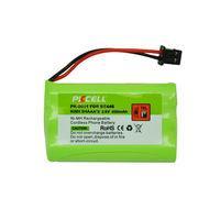 Made in China PK-0001 ni-mh 800mAh 5/4AAA*3 3.6V for BT446 cordless phone battery