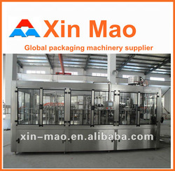 Factory high cost performance of automatic water bottle filling capping machine