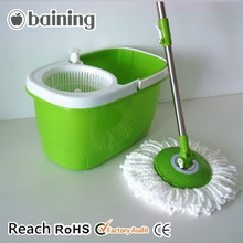 Eco-Friendly Feature and Telescopic Handle Type Spin Mop Taiwan Online Shopping