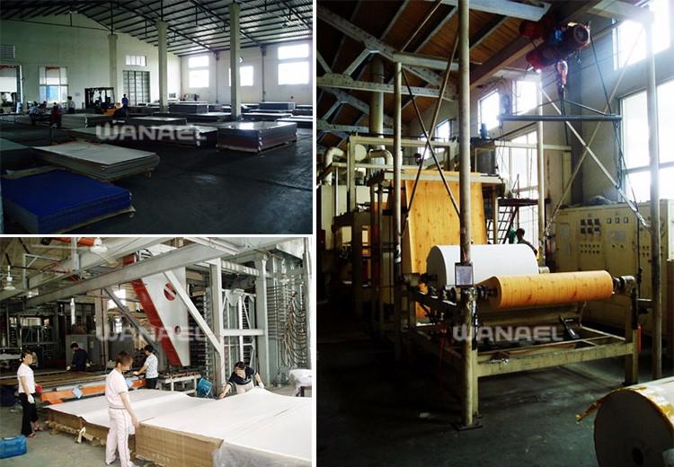 wanael HPL Fireproof Board factory