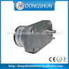 Wholesale cost effective DC 12V 65mm DS-65SS520 induction gear motor