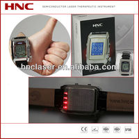 Cold laser wrist watch laser therapy device health care products distributor