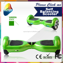 New Product Electrical Scooter balance 2 Wheel LED Light Electric Scooter Self Balancing Scooter