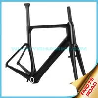 Cheap road carbon fibre bike frames Yishunbike FM075 wholesale bike frames