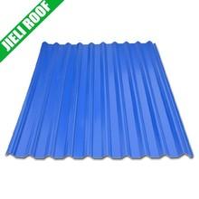 new plastic roof tile/ridge tile for roof