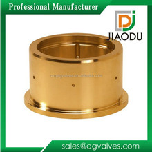 high quality factory price forged customized npt threaded 1/2-4 inch cw617n brass bushing