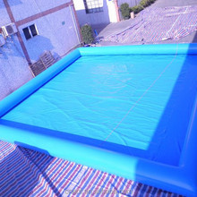 rectangular inflatable games pool cheap inflatable pool