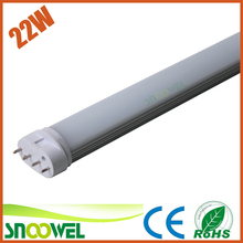 22W 4Pin PL 2G11 LED Tube,CFL Replacement PL 2G11 LED Tube