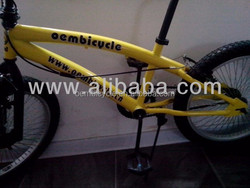 Wholesale 20 inch steel bicycle frame for BMX