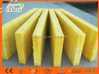 Insulation Board Glass Wool Board,Heat Reflective Glass Wool Products CE