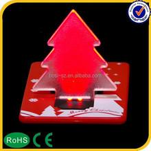 New promotion led card light