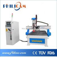 Hot sale ATC cnc router for wood door furniture making carving auto tool change