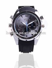 2012 Newest 1080P Watch Camera with IR and Motion Detection Function