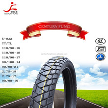 hot sale high quality century fung motorcycle tyre nylon tyre 2.75-18