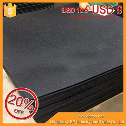 Non-toxic anti-static rubber basketball flooring prices