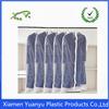 Foldable Plastic Suit Cover Suit Cover/Garment Bags for Suits,Shirts,Dresses,Etc