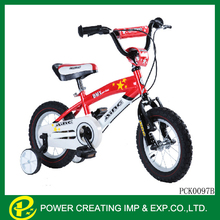 European design and widen the tyres kids bike
