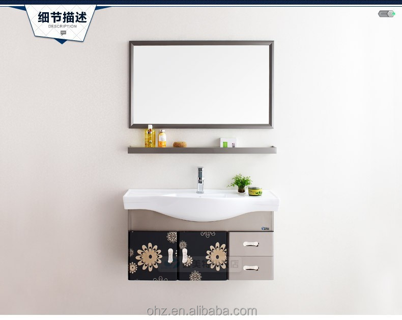wall hanging modern bathroom vanity cabinet t 004 buy