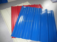 Cheap Plastic corrugated Sheets/Recycled PVC corrugated sheets/pvc plastic sheet