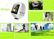 Smart Watch dual sim mobile phone adapter