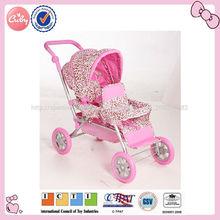 Top calidad Simulación bebé cochecito de juguete hecho en China