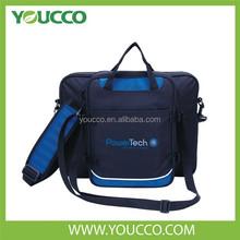 "2 carrying way Detachable big Laptop Shoulder Bag for 15.6"" Laptop"