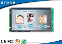 10.4 inch tft lcd tv monitor with vga touch screen & full color
