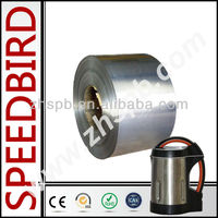 HOME APPLIANCE COLOR STEEL/color coated coil for electric kettle