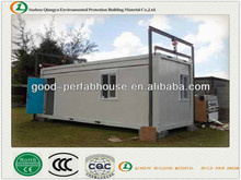 economical energy effective cabin design container house in Canada