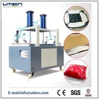 Efficient logistic service semi automatic filling sealing machine