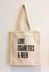Canvas tote bags manufactured in china