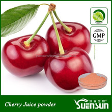 GMP factoty cherry juice concentrate powder