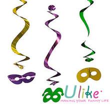 carnival dangler decorations carnival decoration venice mask funny carnival masks