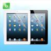 Top quality hd clear screen protector for iPad mini 2 pet film screen guard