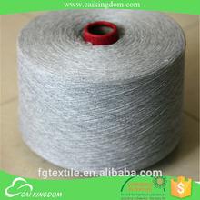 oeko-tex certification 80% cotton 20% polyester sock yarn shade cards