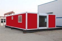 Prefabricated Charming with Furnishing cabin log plan chinese low cost prefabricated house