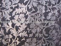 plain dyed devore silk velvet