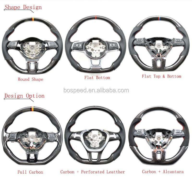 Bmw Z4 Steering Wheel Cover: 2004-2014 Racing Car Carbon Fiber Steering Wheel For Bmw