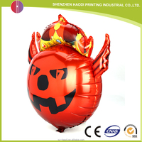Free samples 63*63 CM big image shape helium balloon