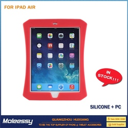 2015 fashion color optional book case for ipad air