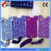 Wholesale Fashional Design Cute Cover Fur Tail Leopard Case For iPhone 6 5S 5 4S 4