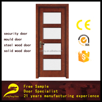 new design french style interior kitchen used composite solid wood door