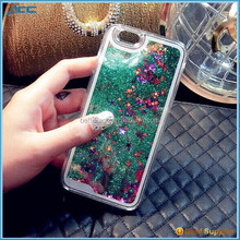 Low Price 3D Liquid Glitter Star Case For Iphone 6S