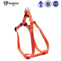 High-end safety dog harness pet dog harness glowing in the dark