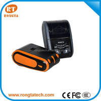 factory price 2'' wirelss bluetooth pocket printer for cellphone flatbed printer