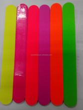 Fluorescent color high quaity Nail File