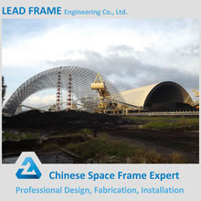 Tube Truss Building Steel Space Truss Structure for Coal Storage