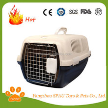 Plastic Pet Airline Dog Transport Cage